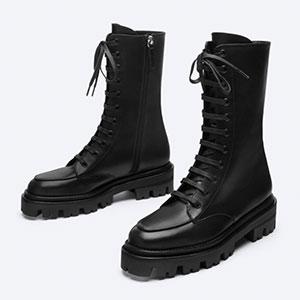 Combat Boots Uterque